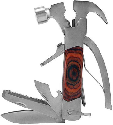 Buy Andalso 14 In 1 Hammer Nail Puller Tool 8 Folding Utility Knife at Rs. 489.00 from Flipkart