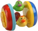 Mee Mee Cheerful Duck Wheel-musical Toy