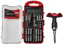 Bosch - Skil 28 Piece T Handle Set (Red And Black)