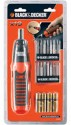 Black & Decker Screwdriver Kit