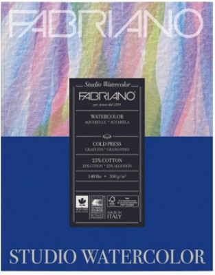Buy Fabriano Studio Watercolor Paper: Paper