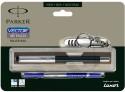 Parker Vector Mettalix (with Swiss Knife) CT Roller Ball Pen - Black