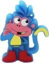 Microware Blue Monkey Shape 4 GB USB 2.0 Fancy Pendrive