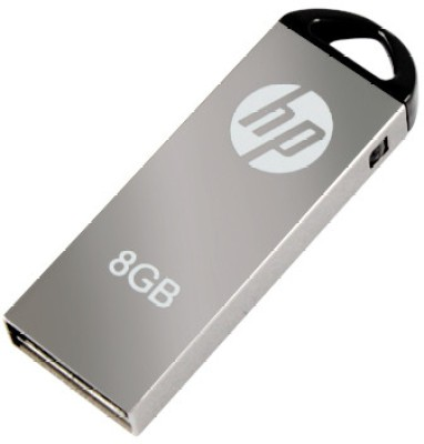 Buy HP V-220 W 8 GB Pen Drive: Pendrive