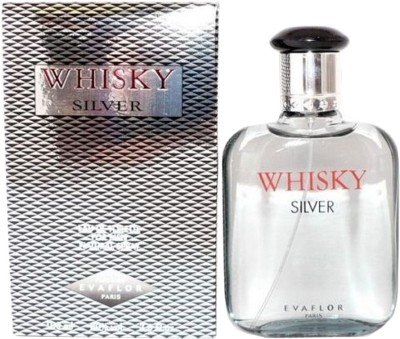 Buy Evaflor Whisky Silver Eau de Toilette  -  100 ml: Perfume