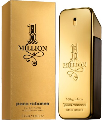 Buy Paco Rabanne One Million EDT  -  100 ml: Perfume