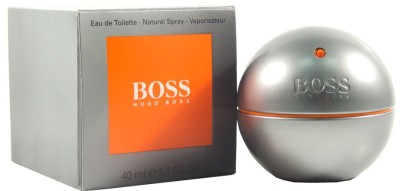 Buy Boss In Motion EDT  -  40 ml: Perfume