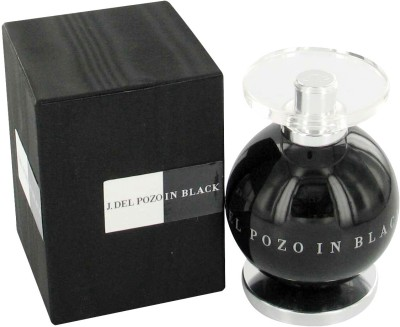 Buy J. Del Pozo In Black EDT  -  50 ml: Perfume