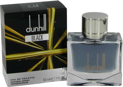 Buy Dunhill Black Eau de Toilette  -  50 ml: Perfume