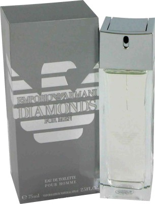 Buy Emporio Armani Diamonds EDT  -  75 ml: Perfume