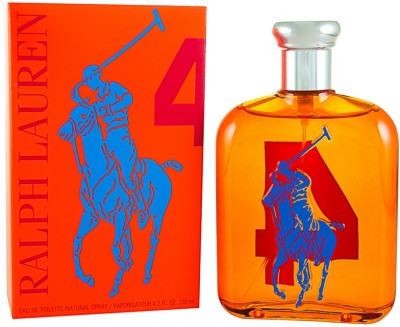 Buy Ralph Lauren Big Pony 4 Eau de Toilette  -  125 ml: Perfume