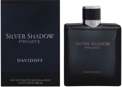 Buy Davidoff Silver Shadow Private Eau de Toilette  -  100 ml: Perfume