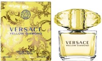 Versace Yellow Diamond Eau de Toilette  -  90 ml: Perfume