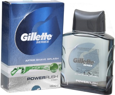 Buy Gillette Power Rush Aftershave  -  100 ml: Perfume
