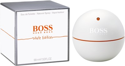 Buy Boss In Motion White Edition EDT  -  90 ml: Perfume