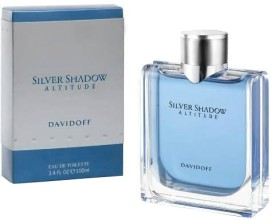 Buy Davidoff Silver Shadow Altitude EDT  -  100 ml: Perfume