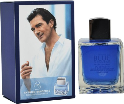 Buy Antonio Banderas Blue Seduction EDT  -  100 ml: Perfume