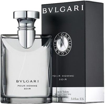 Buy Bvlgari Pour Homme Soir EDT  -  100 ml: Perfume