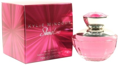 Buy Kylie Minogue Showtime Eau de Toilette  -  75 ml: Perfume