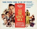 All The King's Men - 1949 Paper Print - Small, Rolled