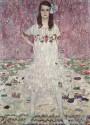 Portrait Of M?da Primavesi By Gustav Klimt Fine Art Print - Medium