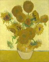 Sunflowers By Vincent Van Gogh Fine Art Print - Large