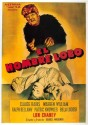 The Wolf Man Spanish - 1941 Paper Print - Small, Rolled