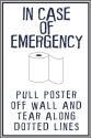 Toilet Paper Poster Paper Print - Medium, Rolled