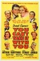 You Can Not Take It With You - 1938 Paper Print - Small, Rolled