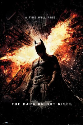 Buy Batman - The Dark Knight Rises Paper Print: Poster