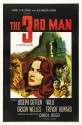 The Third Man - 1949 Paper Print - Medium, Rolled