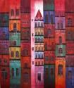 Colour City Canvas - Small