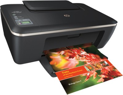 Buy HP - 2515 Ink Advantage Multifunction Inkjet Printer: Printer