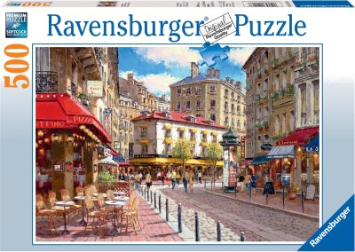 Buy Ravensburger Quaint Shops: Puzzle