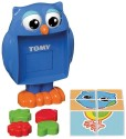 Tomy Professor Owl Pop Out Puzzle