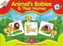 Ratnas Animal's Babies & Their Homes - 42 Pieces