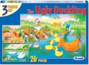 Frank The Ugly Duckling 3 In 1 Puzzle - 50 Pieces