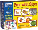 Creative's Fun With Sizes - 48 Pieces