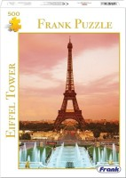 Frank Eiffel Tower: Puzzle