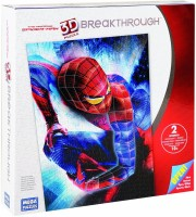 Mega Bloks Breakthrough Spiderman Level 2: Puzzle