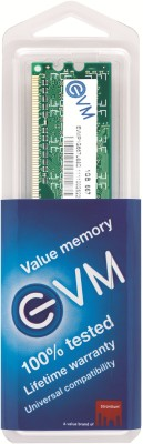 Buy EVM DDR2 1 GB PC RAM (EVMP1G667U68C/ EVMP1G667U88D): RAM