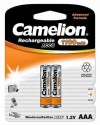 Camelion NH-AAA1100BC2 Rechargeable Battery