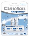 Camelion NH-AA2100ARBP2 Rechargeable Battery