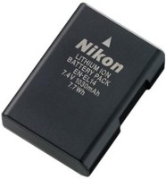 Nikon EN-EL14 Rechargeable Li-ion Battery: Rechargeable Battery