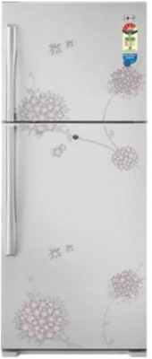 Buy LG GL-368YEQ4 BW Double Door - Top Freezer 350 Litres Refrigerator: Refrigerator