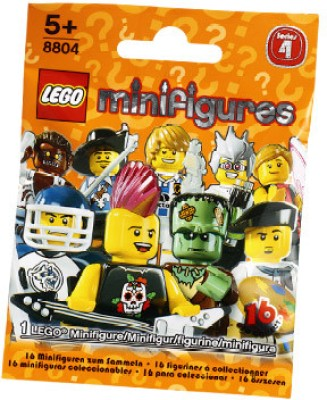 Buy Lego Minifigures Series 4: Role Play Toy