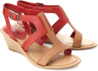 Clarks Our Style Wedges: Sandal