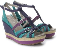 Compare Clarks Scent Trail Wedges: Sandal at Compare Hatke
