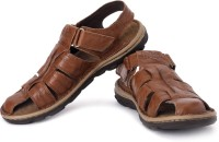 Lee Cooper Leather Casual Sandals: Sandal