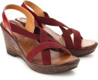 Catwalk Wedges: Sandal